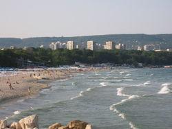 Пляжи Варны в Болгарии