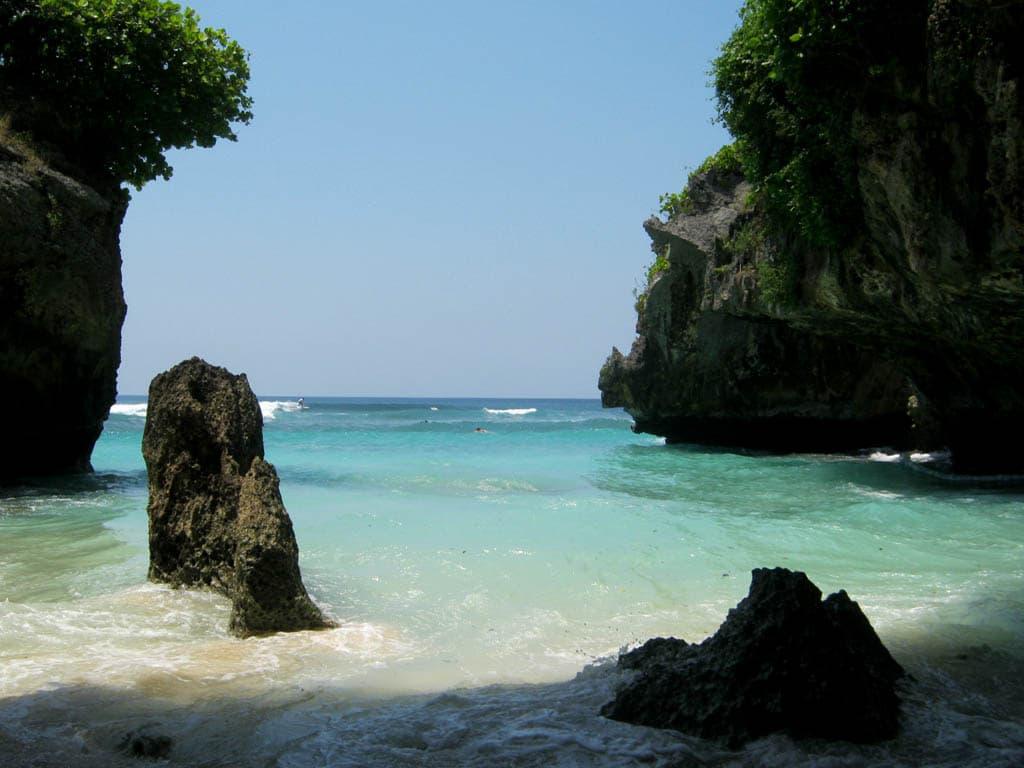 Пляж Денпасар