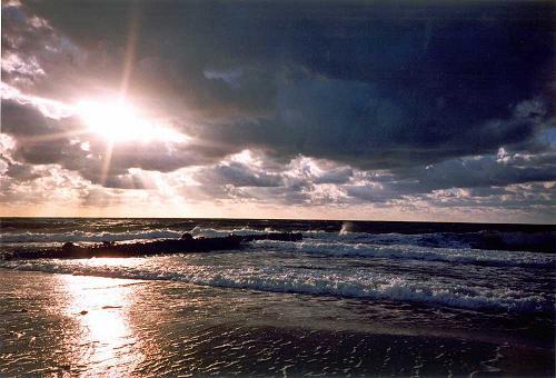 Пляжи Прибалтики в Эстонии