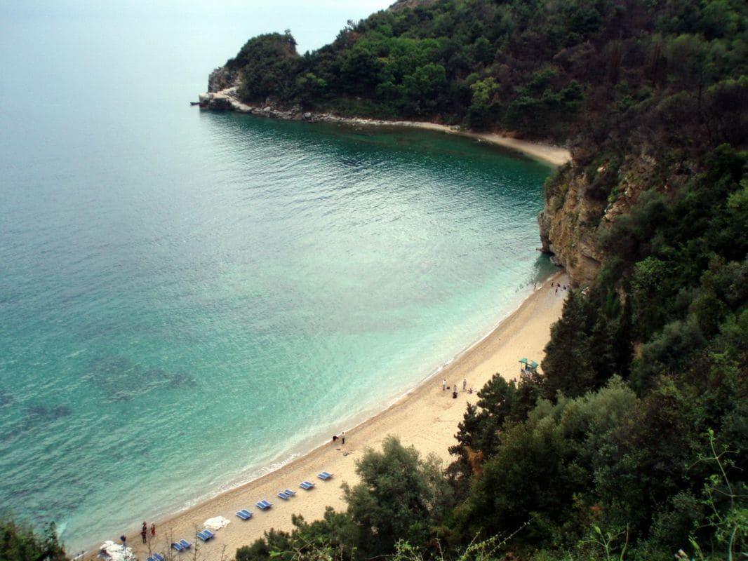 Пляж Гуванце