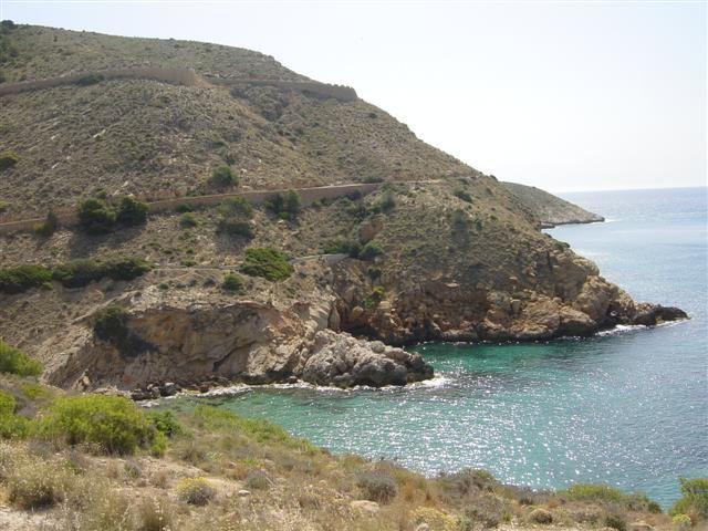 Бухта Кала дель Тио Ксимо