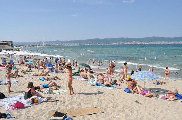 Пляжный отдых в Несербе