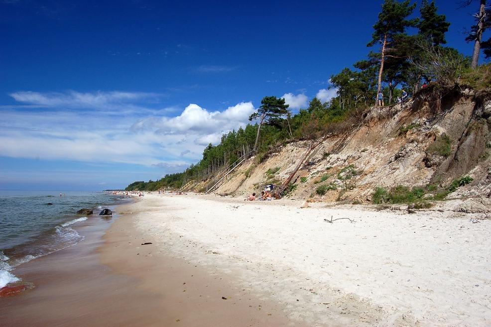 Пляжи Клайпеда