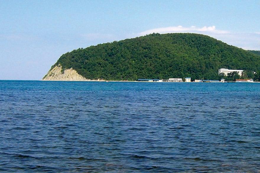 Природа бухты Инал