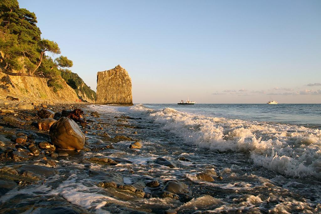 Нудистские пляжи Краснодарского края