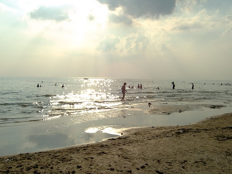 Лучшие пляжи Краснодарского края