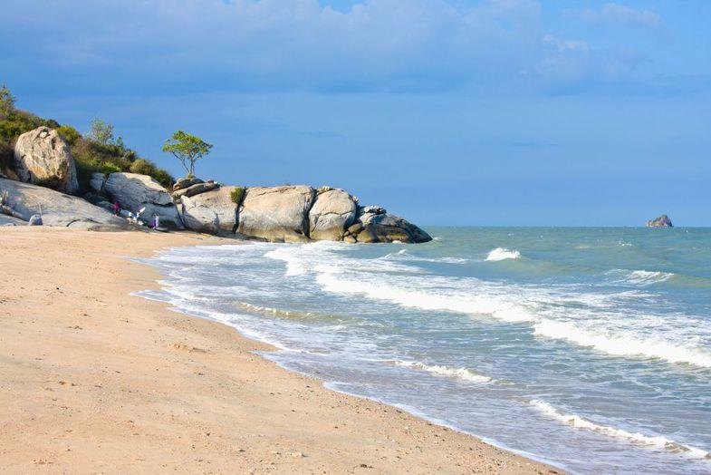 Пляж Хуа Хина Сай Ной
