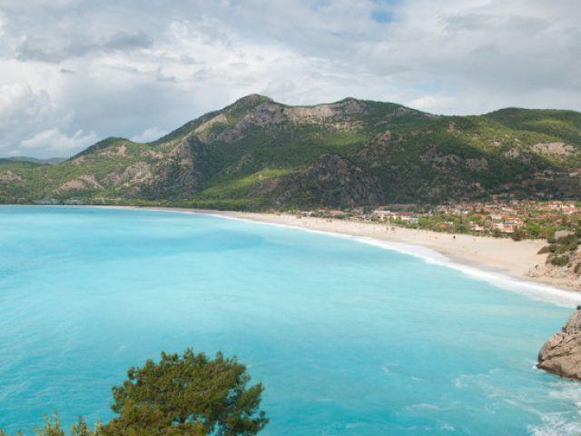 Лучшие турецкие пляжи