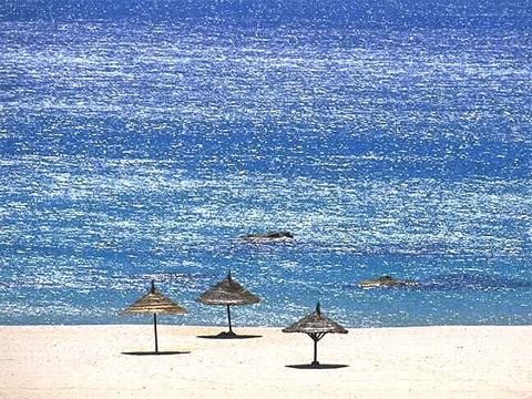 Marina Smir пляжи
