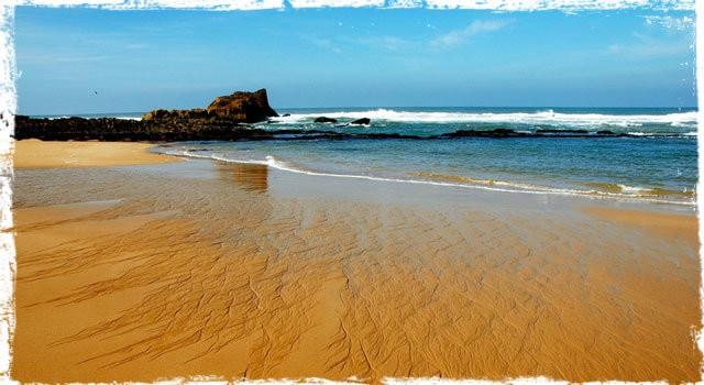 Пляжи Уалидии