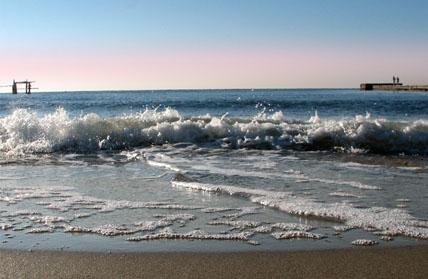 Пляж Аркадия в Одессе
