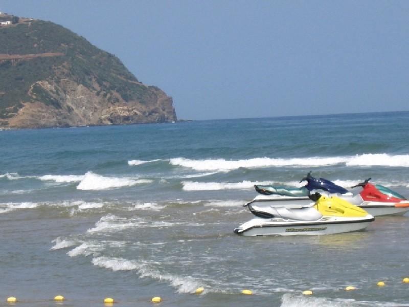 Пляж Азилах