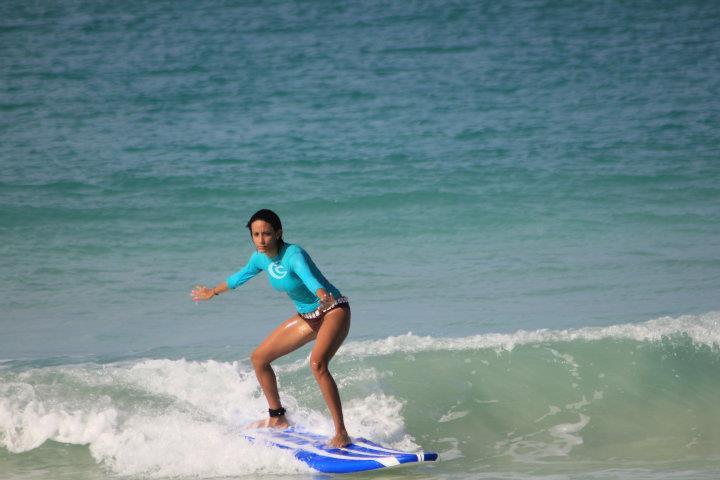 Surf Camp на Макао