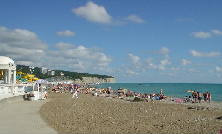 Дивноморск фото пляжа 2014