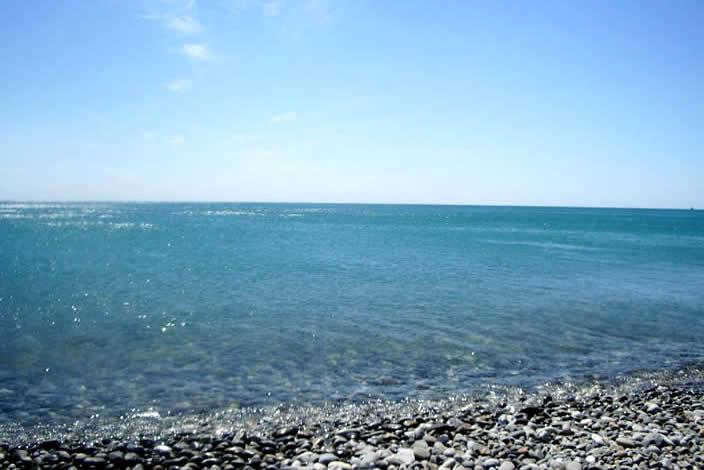 Лазаревское фото пляжа 2014