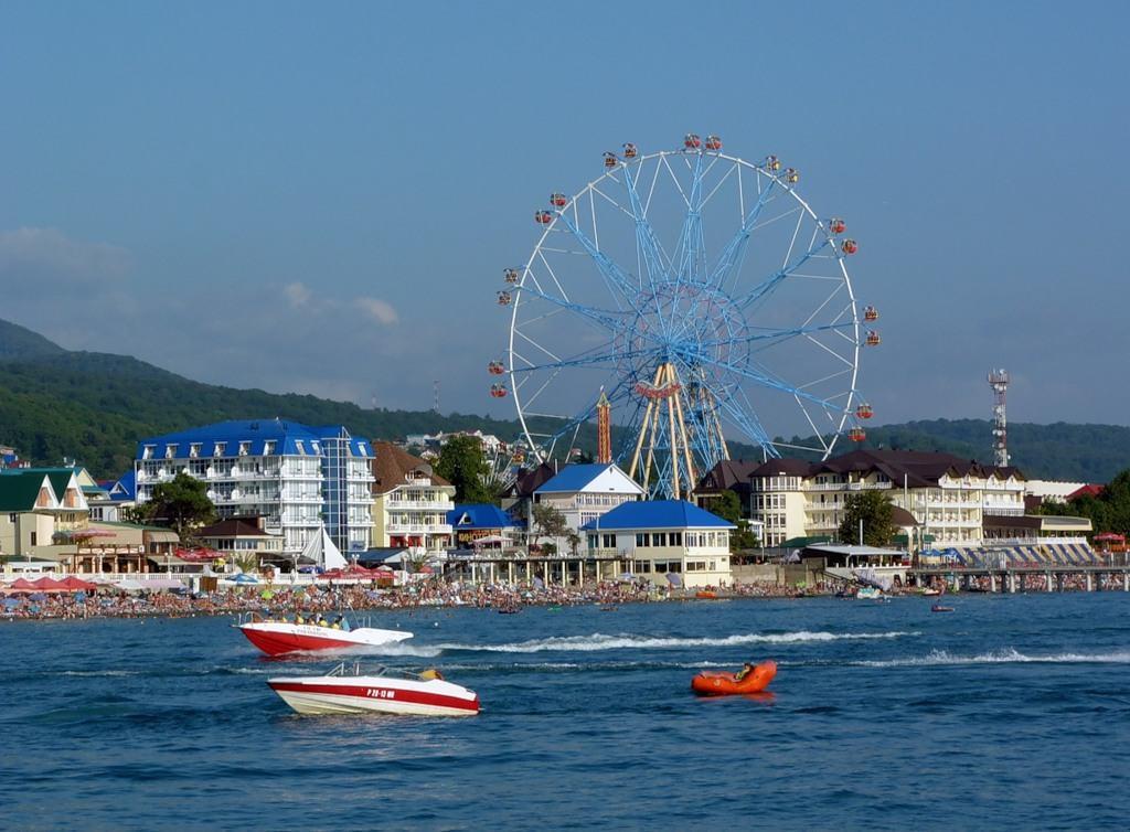 Лазаревское отдых на море