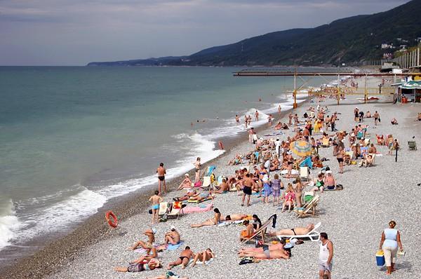Пляж Тихий Дон