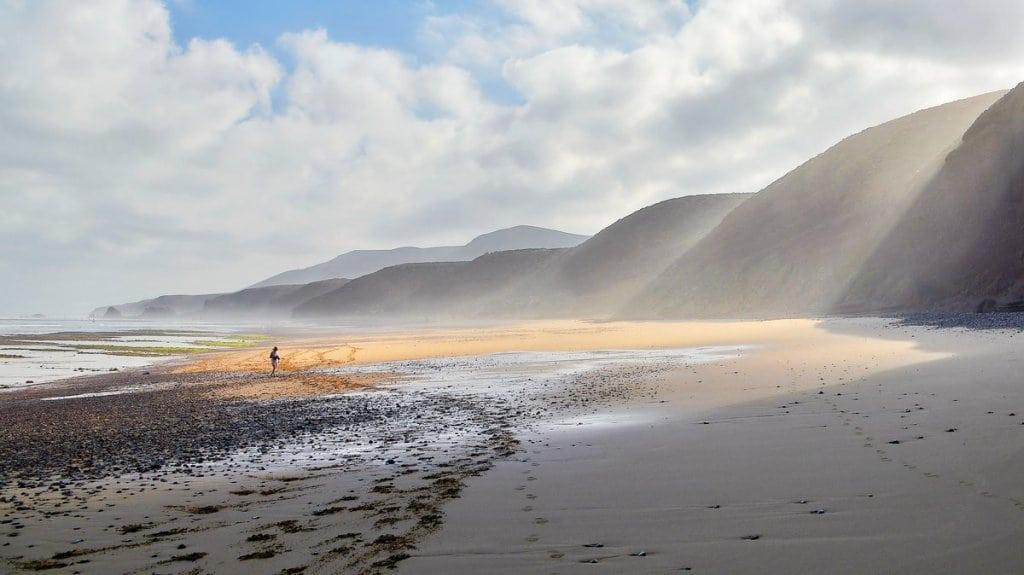 Пляжи Легзира