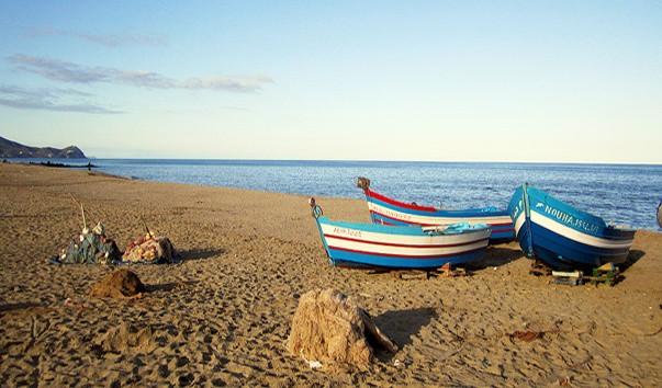Пляж Мартила