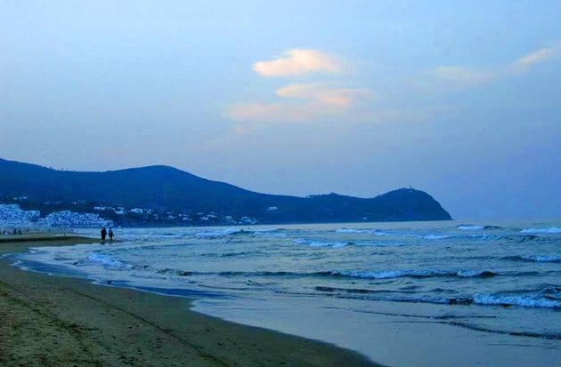 Пляж Кабо-Негро