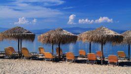 Пляжи острова Кос греция