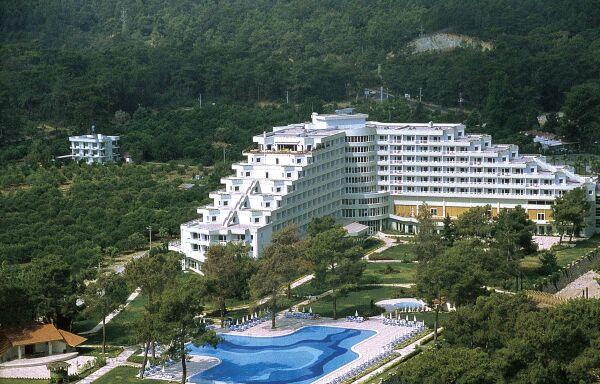 Гостиницы в Кемере