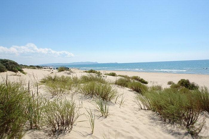 Какие пляжи в Джемете