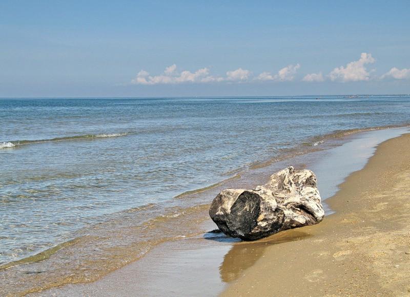 Популярные пляжи Джемете