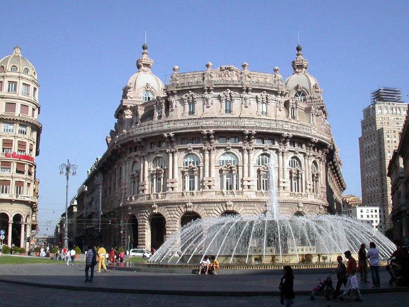Генуя -Италия