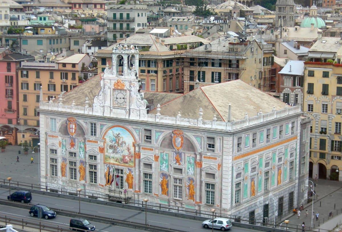 Палаццо Сан Джорджио