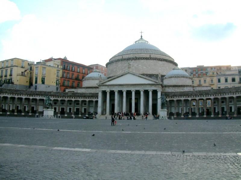 Неаполь -дух Италии