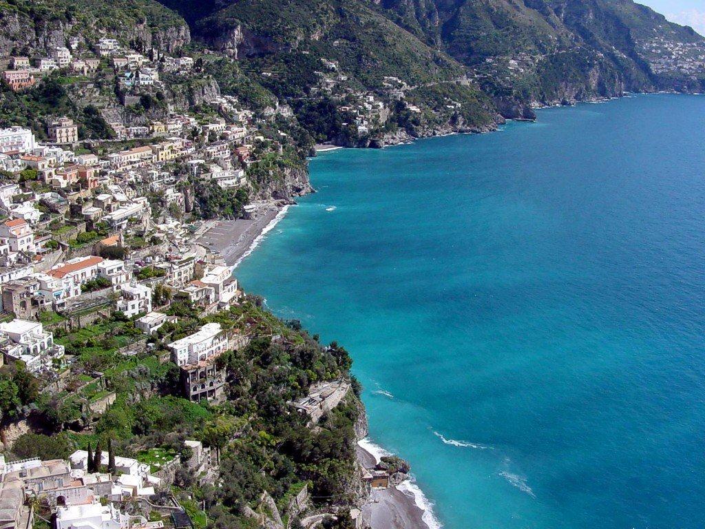 Пляжи Неаполя