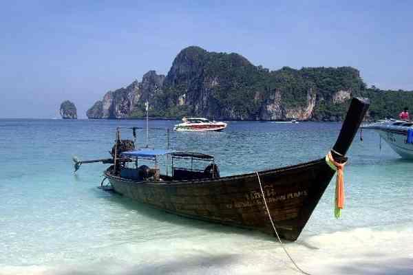 Ко Лан и его пляжи