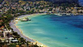Пляжи Палермо