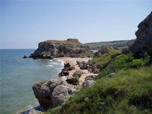 Генеральские пляжи
