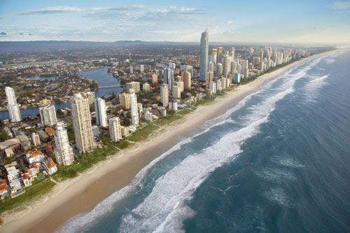Города и пляжи