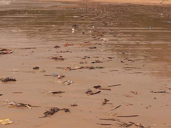 Грязные пляжи Пхукета