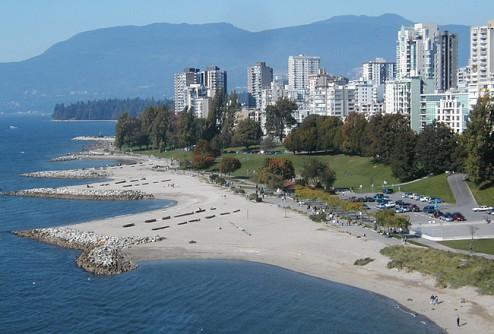 Пляжи в курортных городах