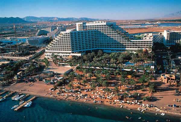 Пляжи Израиля в Эйлате