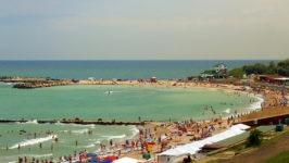 Пляжи в Румынии