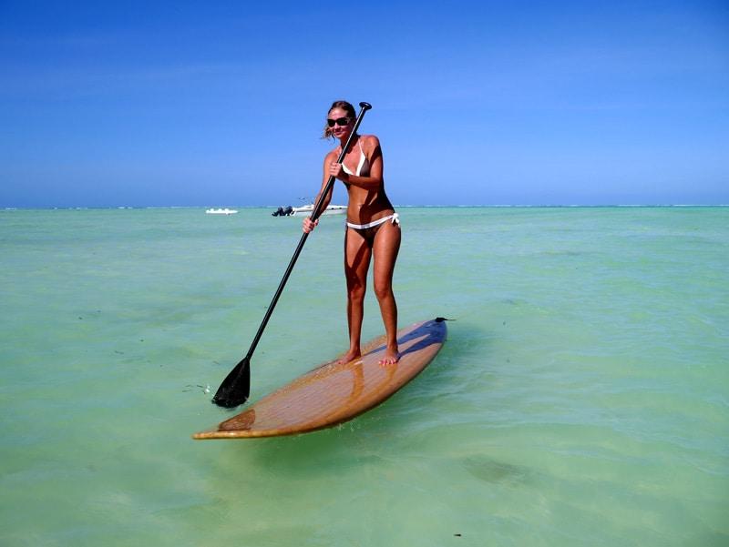 Занзибара -отдых, пляжи