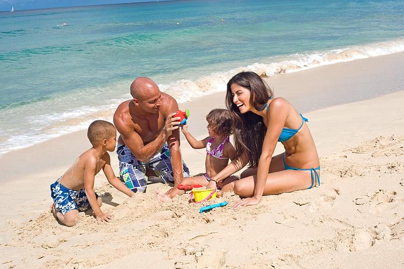 история пляжного отдыха: