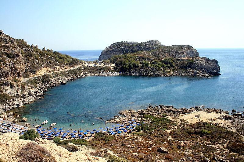 Пляж Фалираки