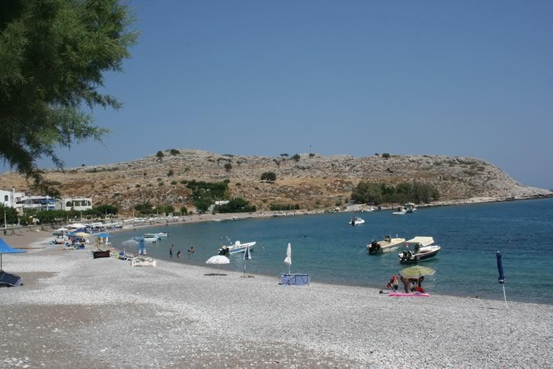 Пляж Хараки