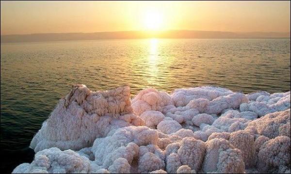 Израиль на Мертвое море