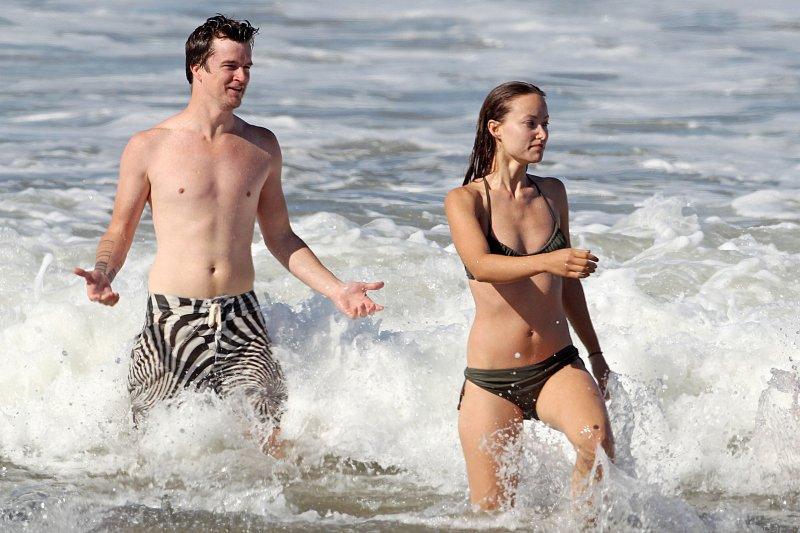 Лос-Анджелес -звезды на пляже