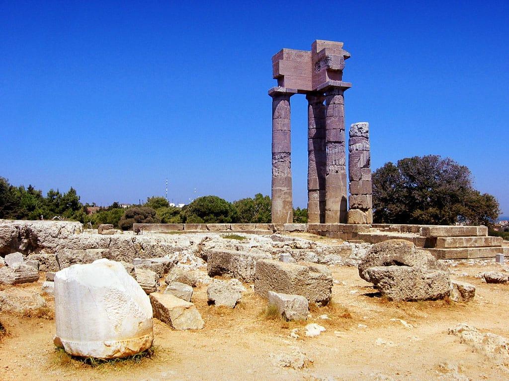 Родос- Греция