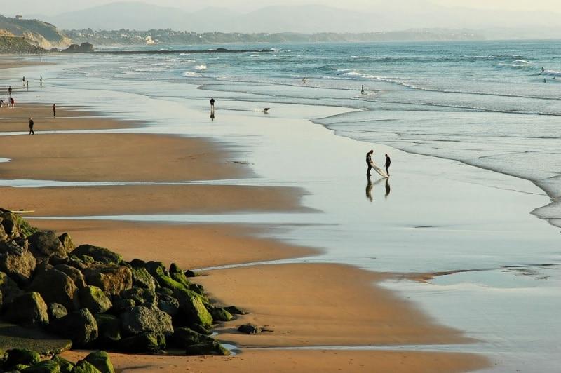 Отдых на пляжах Франции