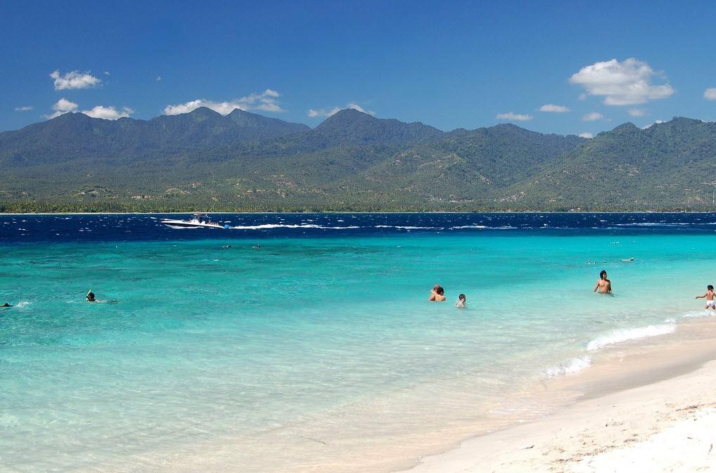 Пляжный отдых во Франии