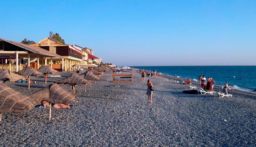 пляж Дельфин Лоо